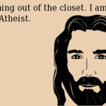 The Atheist Coming Out Project: James' Story 'Becoming Free'