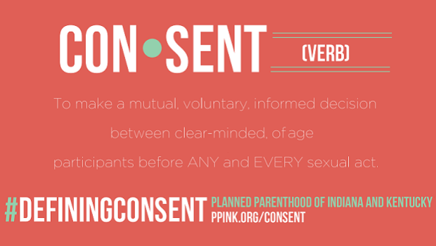 This is what consent means